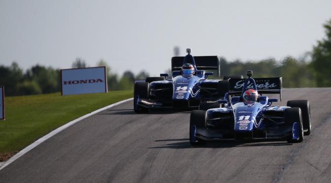Carlin vuelve a Indy Lights: Peroni, primer piloto (FOTO: Road to Indy)