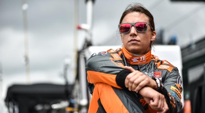 Simona de Silvestro se une a equipo de Beth Paretta para Indy 500