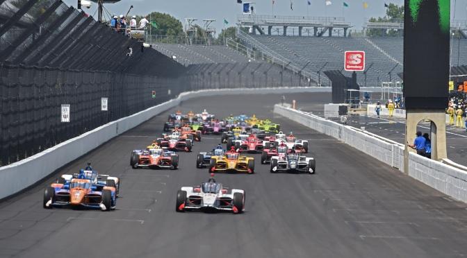 Guiá básica para conocer la IndyCar