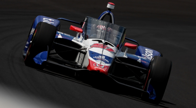 Dale Coyne Racing with Rick Ware Racing (FOTO: Joe Skibinski/IndyCar)