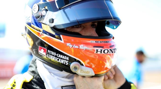 Hinchcliffe vuelve de tiempo completo con Andretti