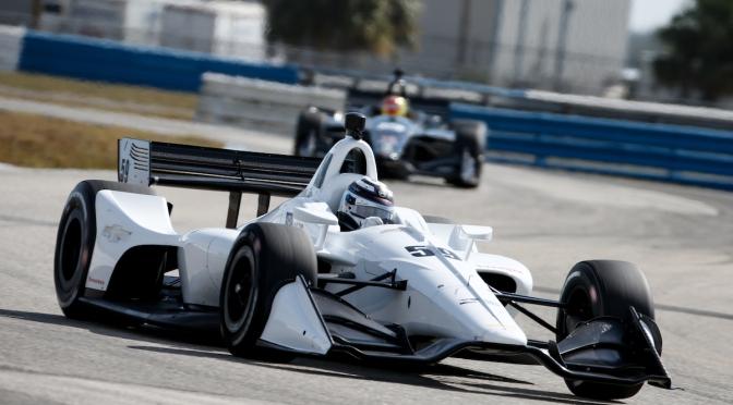 Equipos de IndyCar arrancan pruebas este lunes