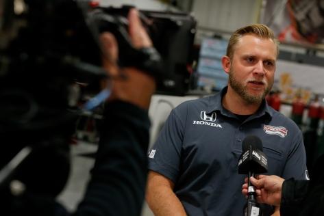 Taylor Kiel (FOTO: Joe Skibinski/IndyCar)