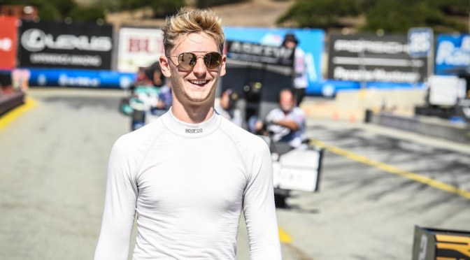 Sowery se une a Juncos Racing para Indy Lights 2021