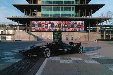FOTO: Indy Autonomous Challenge