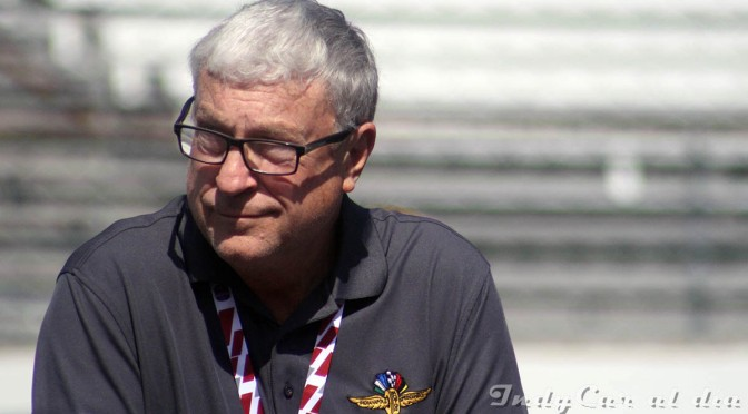 Bob Jenkins lucha contra cáncer cerebral