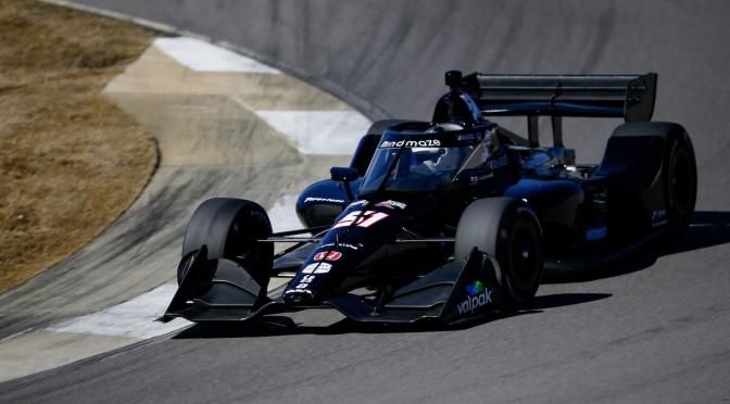 Grosjean comparte sus primeras sensaciones tras prueba en Alabama