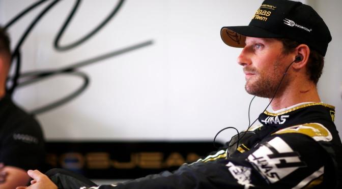 Grosjean (FOTO: Haas F1 Team)