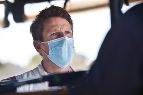 La llegada de Romain Grosjean ha causado expectativa para 2021 (FOTO: Chris Owens/INDYCAR)