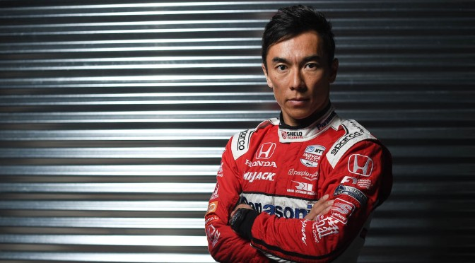 Takuma Sato (FOTO: Chris Owens/INDYCAR)