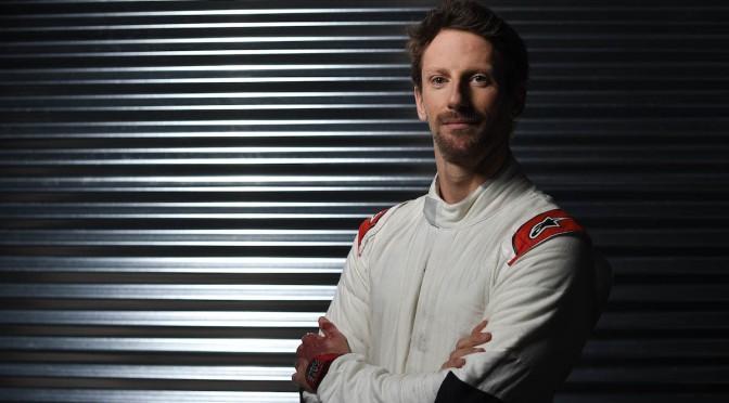 Romain Grosjean (FOTO: Chris Owens/INDYCAR)