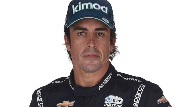 Alonso (FOTO: Chris Owens/INDYCAR)
