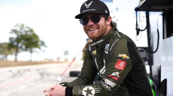 Daly (FOTO: Chris Owens/IndyCar)