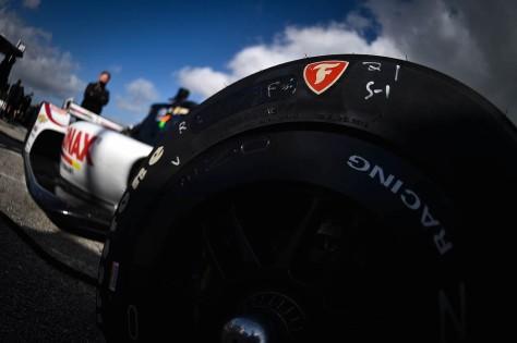 Rinus VeeKay, No. 21 Chevrolet de Ed Carpenter Racing, en la tercera ronda de pruebas privadas de pretemporada de IndyCar, realizada el 1 de febrero en Sebring (FOTO: Chris Owens/INDYCAR)