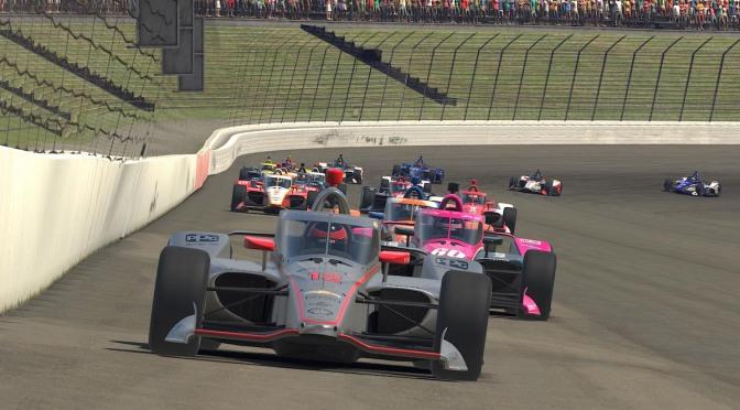 IndyCar iRacing Challenge (FOTO: Chris Graythen/INDYCAR)
