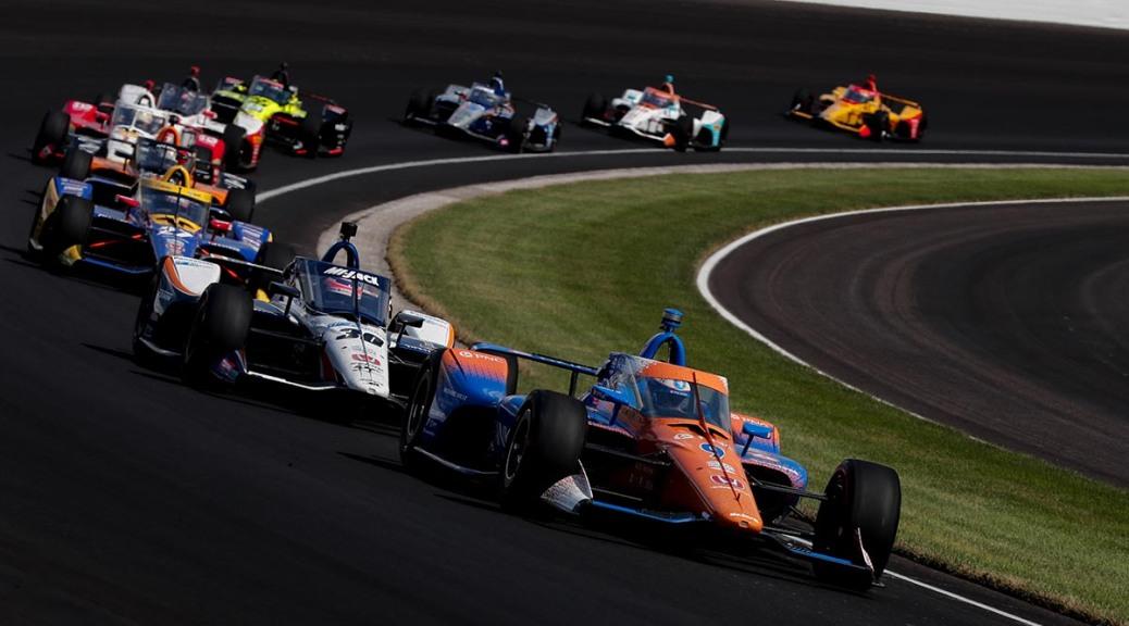 Indy 2020 (FOTO: Joe Skibinski/INDYCAR)