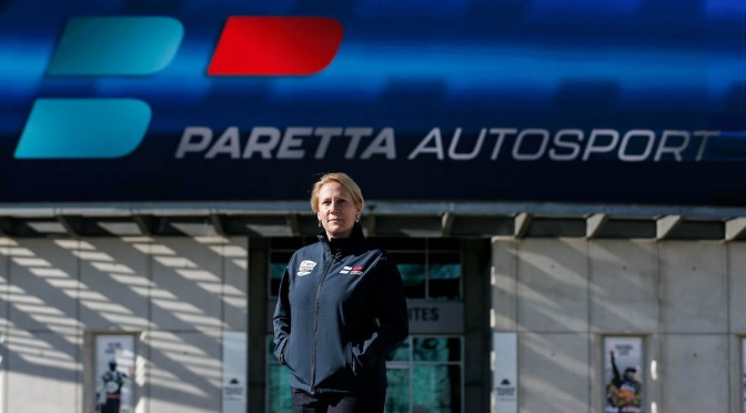 Paretta Autosport (FOTO: Joe Skibinski/INDYCAR)