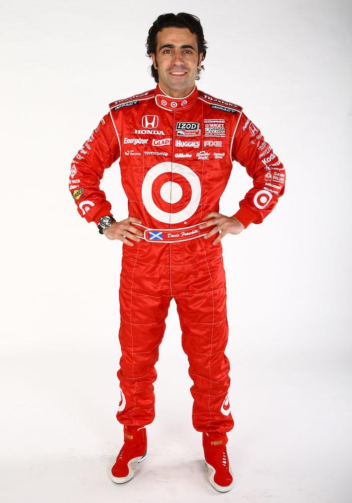 No. 10: Dario Franchitti (Escocia) - 31 victorias (21 en IRL/INDYCAR, diez en CART)