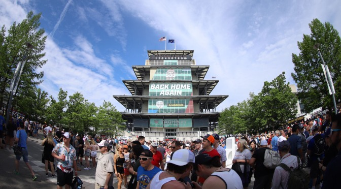 Indy 500, con el 40% de capacidad para aficionados