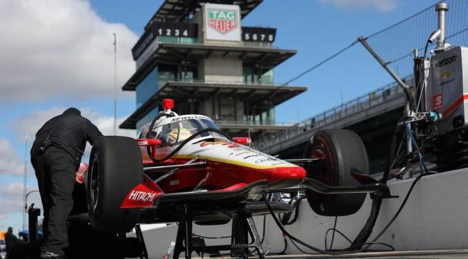 32 autos listos para Open Test en Indianápolis