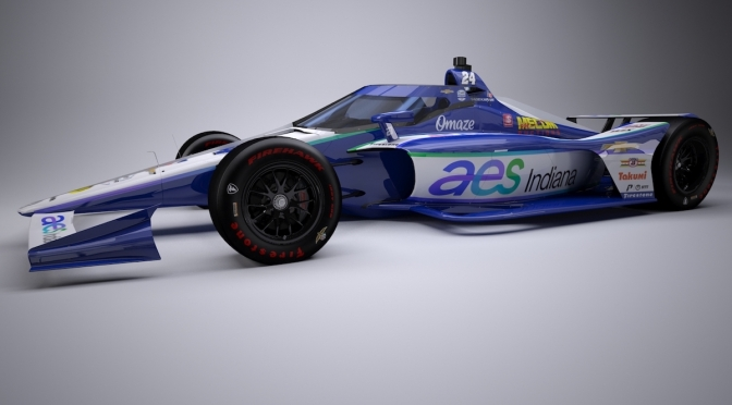 Karam, DRR formalizan planes de Indy 500