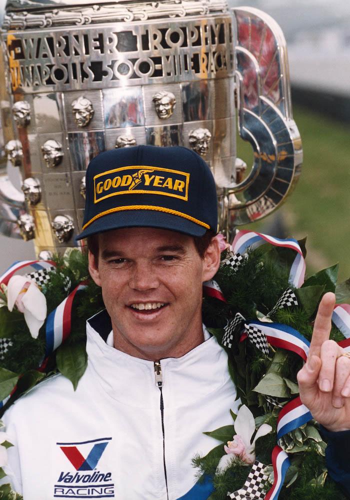 No. 9: Al Unser Jr. (Estados Unidos) - 35 victorias (29 en CART, tres en IRL, dos en USAC)