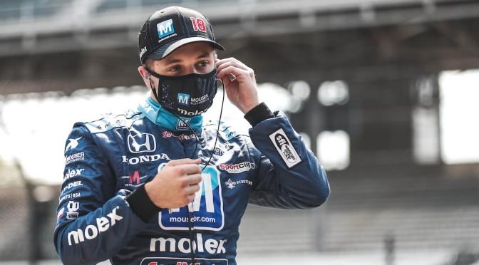 Ferrucci pilotará tercer auto de Rahal Letterman Lanigan