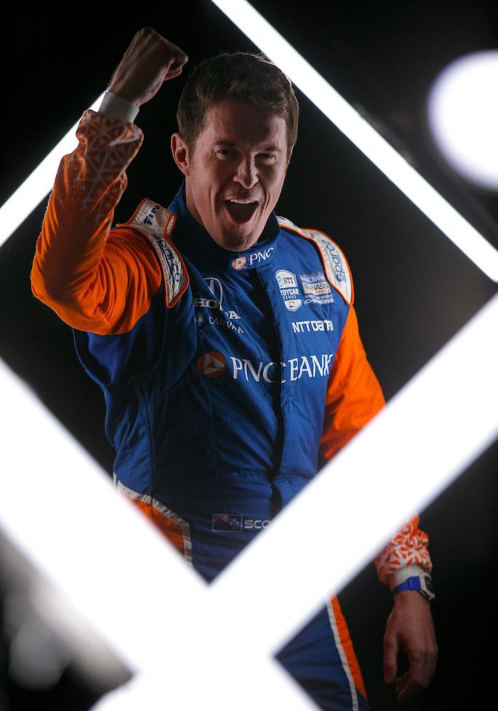 No. 3: Scott Dixon* (Nueva Zelanda) - 51 victorias (50 en IRL/IndyCar, una en CART)