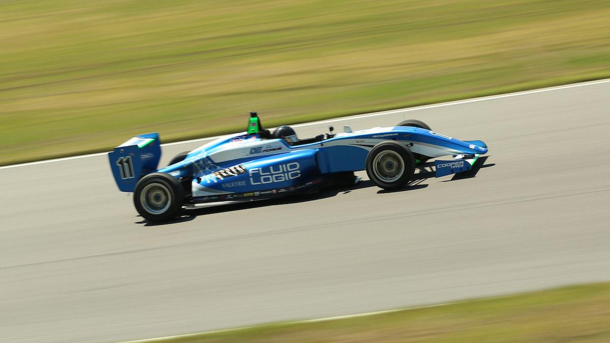 DEForce presentará cuatro autos en USF2000 (FOTO: Road to Indy)
