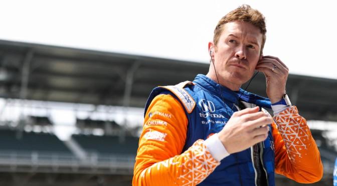 Indy 500: Dixon al frente, Power al repechaje
