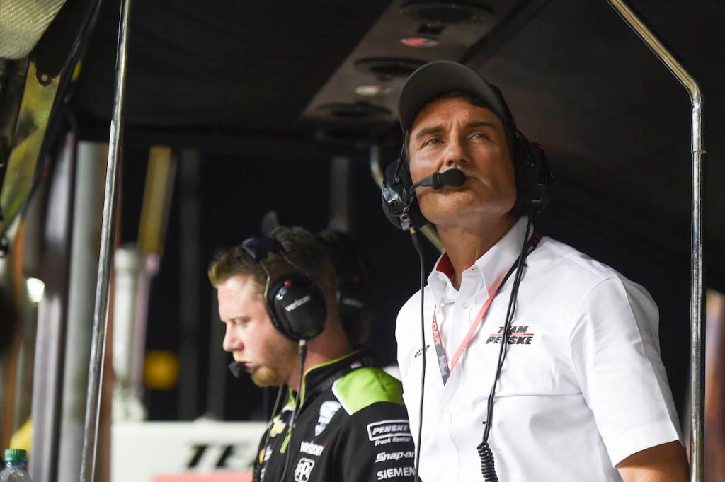 Tim Cindric (FOTO: Chris Owens/IndyCar)