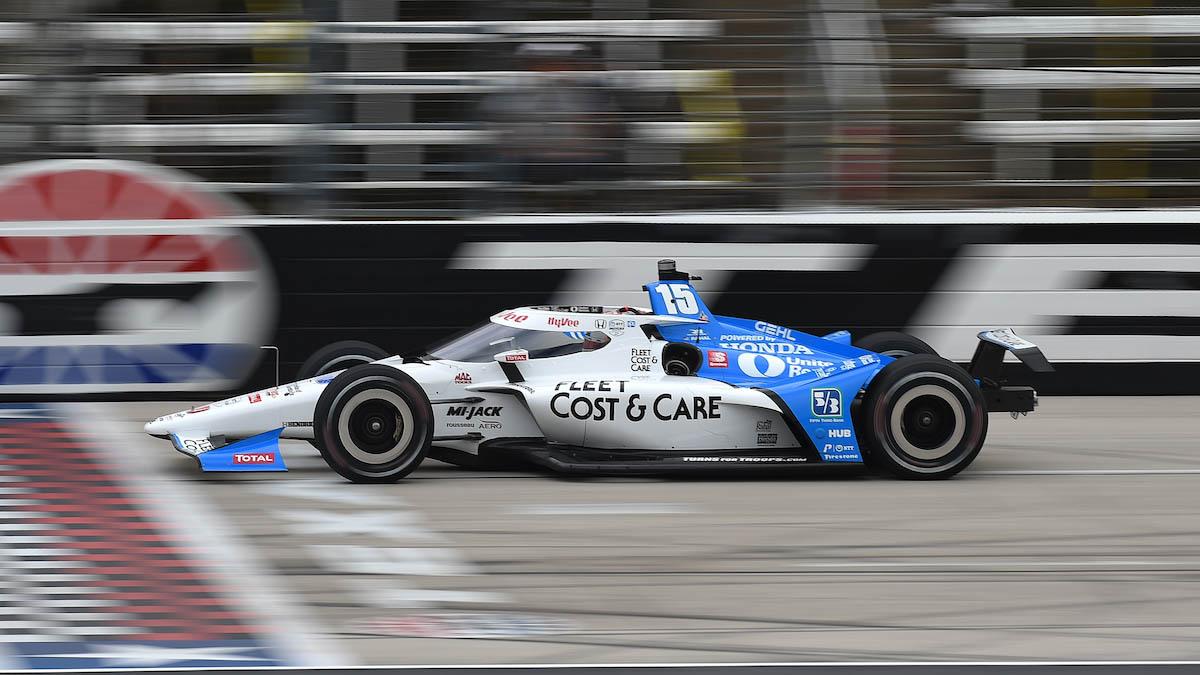 Rahal (FOTO: Chris Owens/IndyCar)