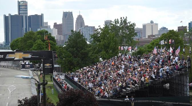 En Detroit también se abrirá el paddock de IndyCar