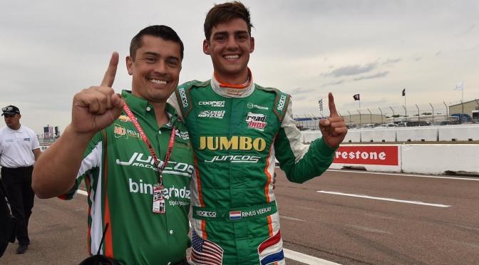 """VeeKay: """"Estoy muy agradecido con Ricardo Juncos"""""""