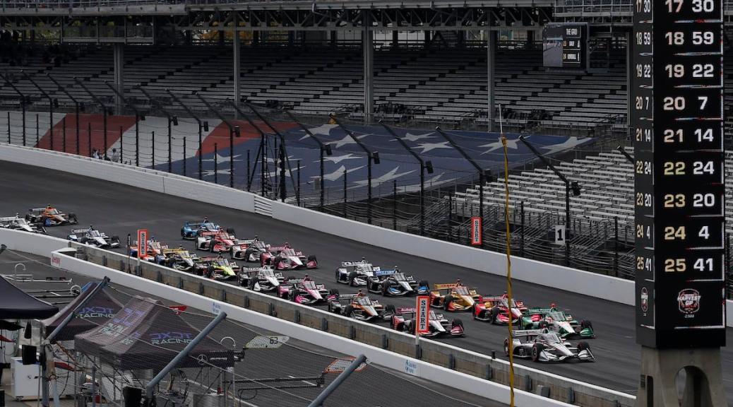 GP de Indy (FOTO: Chris Jones/IndyCar)