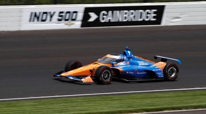 Dixon y Honda lideran Fast Friday en Indy 500