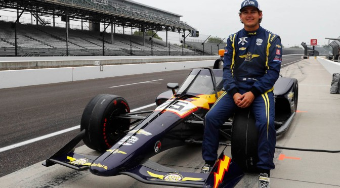 Debut oficial de Top Gun Racing rumbo a Indy 500