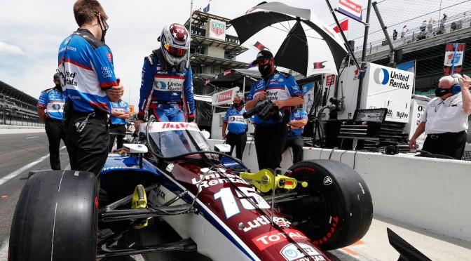 Orden de calificación: Indy 500 2021