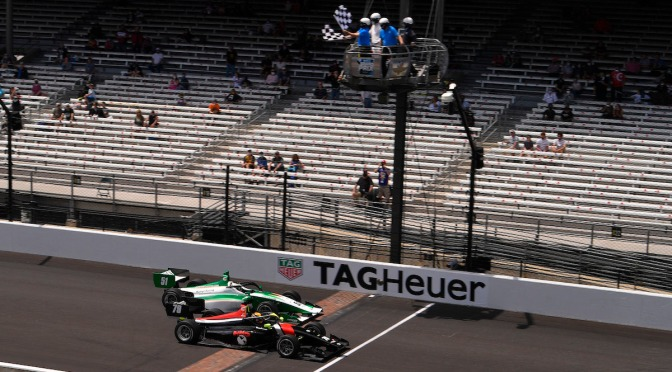 Malukas Sowery (FOTO: Indy Lights)