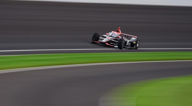 Día 1: Power lidera tiempos mientras prácticas de Indy 500 inician
