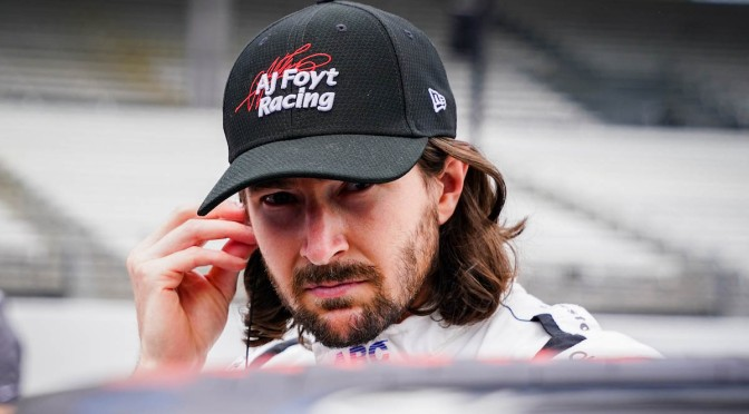 JR Hildebrand, a 10 años de la victoria que se le escapó en Indy 500