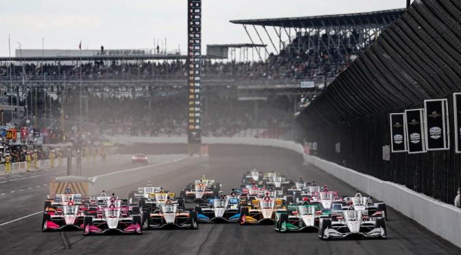 GP de Indy (FOTO: Joe Skibinski/INDYCAR)