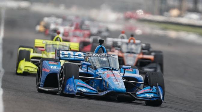 HORARIOS DE TRANSMISIÓN: GP de Indy 2021