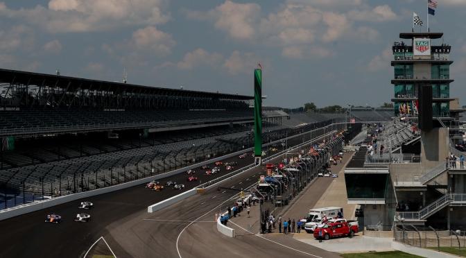 PREVIA: Todo listo para la 105º Indy 500