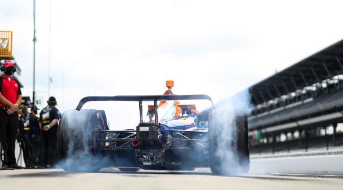 Lista de inscritos a Indy 500 queda en 35
