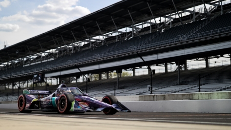 Grosjean (FOTO: Joe Skibinski/IndyCar)