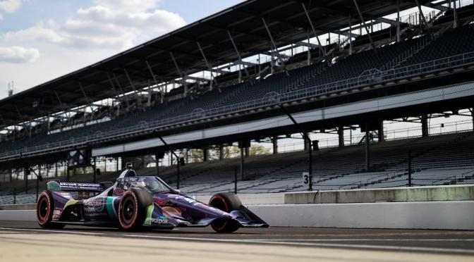 """Grosjean: """"Para mí es muy especial correr en Indy"""""""