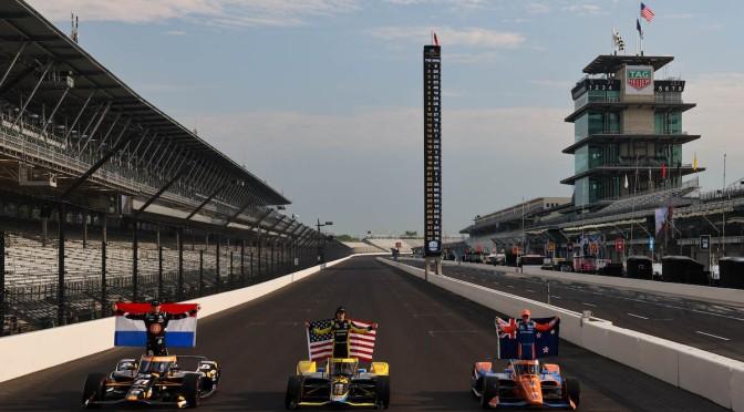 PARRILLA DE SALIDA: 105º Indy 500