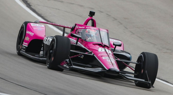 Harvey (FOTO: Joe Skbinski/IndyCar)
