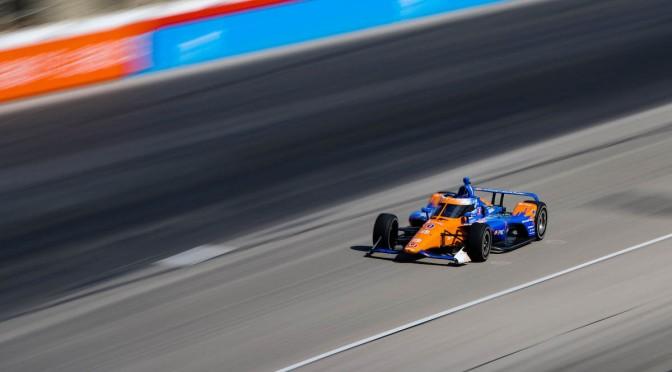 Scott Dixon (FOTO: Joe Skibinski/IndyCar)